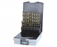 Ruko Spiralbohrer-Satz HSSE Co5 19tlg. 1-10mm DIN338 Typ VA