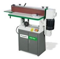 KSO 850 Kantenschleifmaschine mit schwenkbarem Schleifaggregat und oszillierendem Schleifband