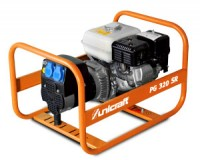 PG 320 SR Synchron-Stromerzeuger Unicraft