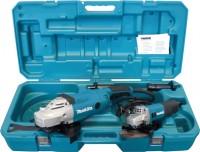 Makita Winkelschleifer-Set DK0052G (GA9020R + 9558NBR)