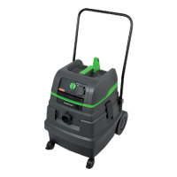 Eibenstock Nass-/ Trockensauger DSS50A, mit 50l Behältervolumen