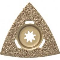 Fein Hartmetall-Raspel, Dreiecksform 80mm, VPE = 1 Stk.
