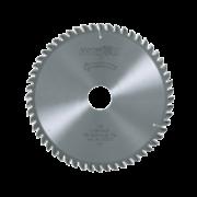 Sägeblatt-HM, 180 × 1,2/2,0 × 30mm, Z56 WZ, angefast