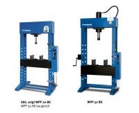 Metallkraft Werkstattpresse WPP 20