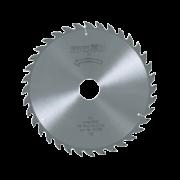 Sägeblatt-HM, 190 × 1,2/2,0 × 30mm, Z36 WZ