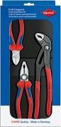 Knipex Zangen-Set 3-tlg. 00 2009 V01