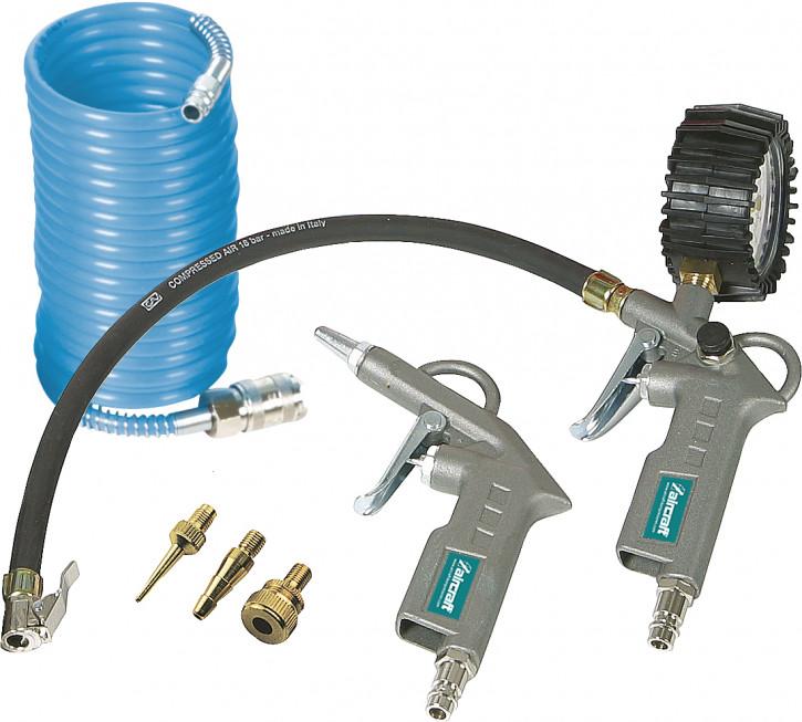 AIRCRAFT Druckluftwerkzeuge-Set 6tlg.