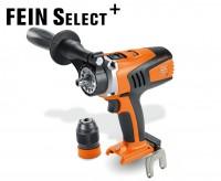 FEIN 4-Gang Akku-Bohrschrauber - ASCM 18 QM Select