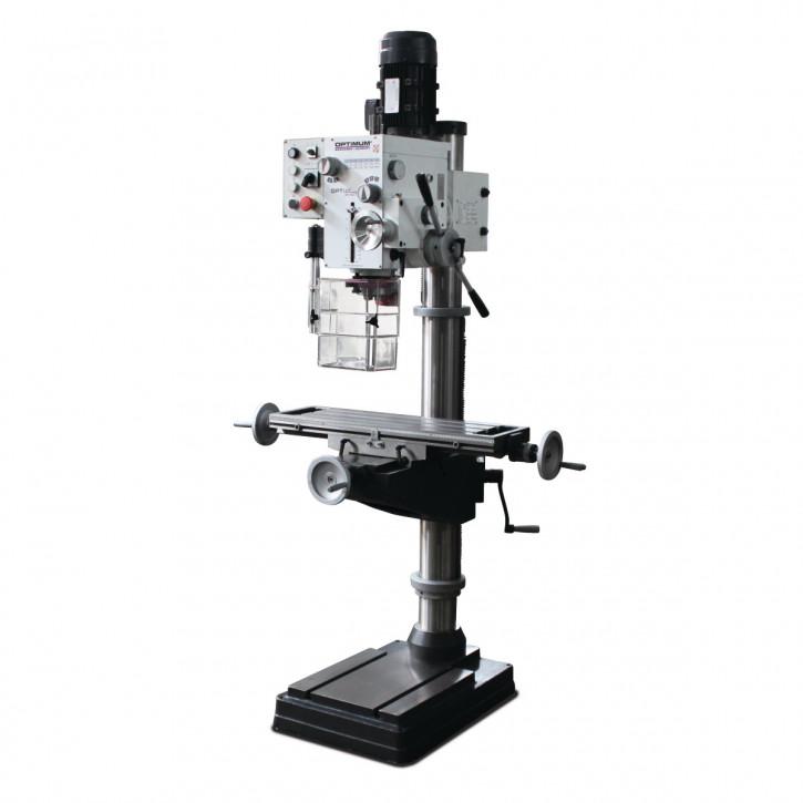 OPTIMUM OPTIdrill Säulen-Getriebebohrmaschine DH40CTP