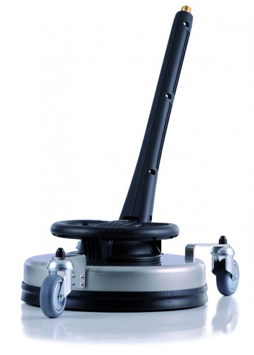 KRÄNZLE RoundCleaner UFO lang Edelstahl Ø350mm