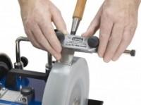 TORMEK® SE-77 Vorrichtung für gerade und konvexe Schneiden /Jap. Stechbeitel