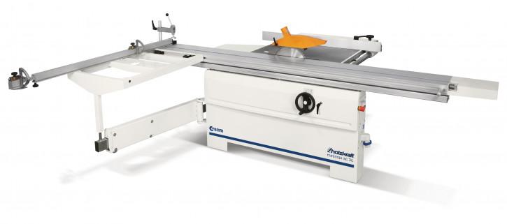 SC3c 26 Formatkreissäge HOLZKRAFT / minimax, Besäumlänge 2.600mm / o h n e  Vorritzeinrichtung