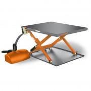Unicraft SHT 1001 G Hubtisch mit besonders geringer Bauhöhe