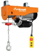 UNICRAFT MES 999-2 Mini Elektroseilwinde