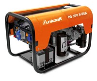 Unicraft PG 500 X-SEA Profi-Synchron-Stromerzeuger