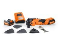 Fein Akku-Werkzeugset Combo AFMT 12 Q + ABSU 12 C