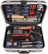 """PROJAHN Schreiner-Werkzeug-Koffer Nr. 8684 92tlg. 1/4"""""""