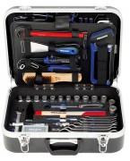 """PROJAHN Sanitär-Werkzeug-Koffer Nr. 8685 95tlg. 1/4"""" + 1/2"""""""