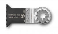 E-Cut Long-Life-Sägeblatt L50xB50mm, Aufnahme Starlock