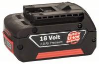 Bosch Ersatz-Akkupack GBA 18V/3,0Ah Li-Ion mit Ladestandsanzeige -ORIGINAL BOSCH-