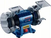Bosch Doppelschleifer GBG60-20 Scheiben-Ø200mm, 600Watt