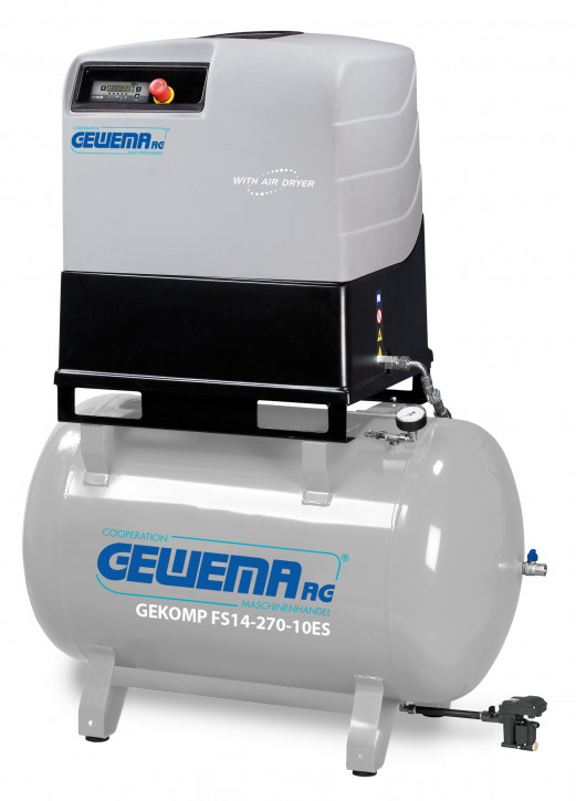 AIRCRAFT Schraubenkompressor GEKOMP FS14-270-10 ES