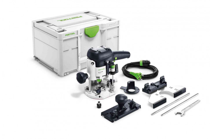 FESTOOL Oberfräse OF1010 EBQ-Plus im Systainer³ SYS3 M237