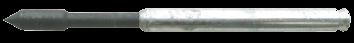 Zentrierspitze federnd, Nutzlänge 70mm