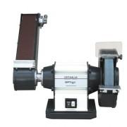 Optimum Universalschleifmaschine OPTIgrind GU 25S mit Schleifaufsatz, 400V