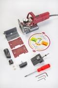 Lamello Nutfräsmaschine im Systainer, Zeta P2-Set mit HW-Fräser