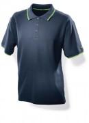 Festool Poloshirt dunkelblau Herren Festool M