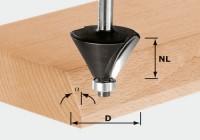 Festool Fasefräser HW S12 D44/30/30°