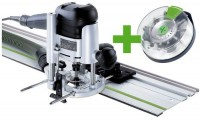 Festool Oberfräse OF 1010 EBQ-Set + Box-OF-S 8/10x HW