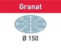 Festool Schleifscheibe STF D150/48 P80 GR/50 Granat
