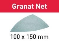 Festool Netzschleifmittel STF DELTA P100 GR NET/50 Granat Net
