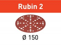 Festool Schleifscheibe STF D150/48 P120 RU2/50 Rubin 2