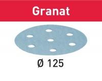 Festool Schleifscheibe STF D125/8 P120 GR/10 Granat