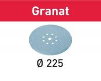 Festool Schleifscheibe STF D225/8 P240 GR/25 Granat