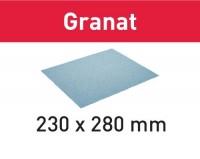 Festool Schleifpapier 230x280 P180 GR/50 Granat