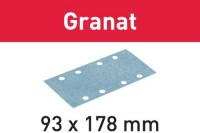 Festool Schleifstreifen STF 93X178 P320 GR/100 Granat