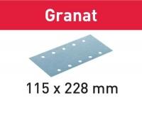 Festool Schleifstreifen STF 115X228 P150 GR/100 Granat