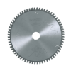 Sägeblatt-HM, 225 × 1,8/2,5 × 30mm, Z68 FZ/TZ
