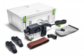 FESTOOL Bandschleifer BS 75 E-Plus im Systainer SYS MAXI