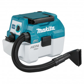 MAKITA Akku-Nass/Trockensauger DVC750LZX3 18V