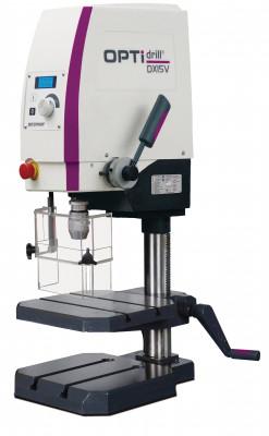 OPTIdrill DX 15V Tischbohrmaschine Optimum