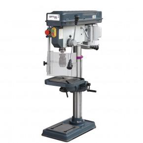 OPTIdrill B20 Tischbohrmaschine 400V SET incl. BME100 Maschinen-Schraubstock