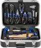 """PROJAHN Universal-Werkzeug-Koffer 149tlg. 1/4"""" + 1/2"""" Nr. 8681"""